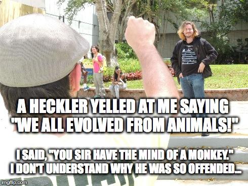 Street Preacher Memes | Jesse Morrell | Biblical Truth Resources