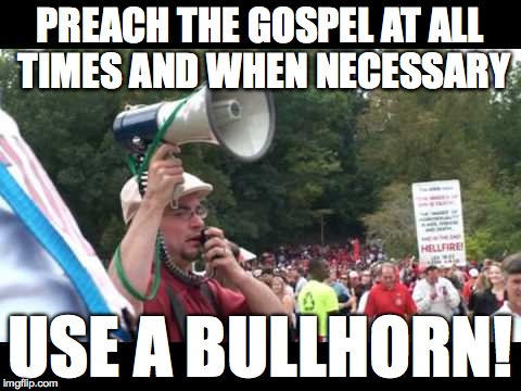 Street Preacher Memes | Jesse Morrell | Biblical Truth Resources
